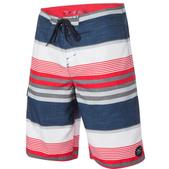 O'Neill Men's Santa Cruz Stripe Boardshorts