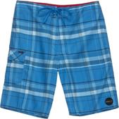 O'Neill Santa Cruz Plaid Board Short - Men's