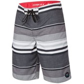 O'Neill Santa Cruz Stripe Boardshorts for Men