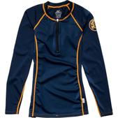 O'Neill Seaside 1/2-Zip Crew Rasguard - Long-Sleeve - Women's