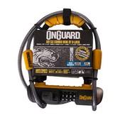 Onguard Bulldog Mini Combo Lock w/ 4' X10mm Cable