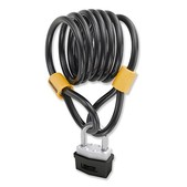 OnGuard Doberman Cable with Padlock - 8mm