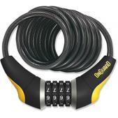 OnGuard Doberman Combination Cable Lock - 10mm