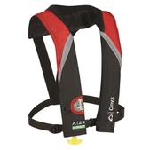 Onyx Outdoor A-24 In-Sight Auto-Inflate Life Jacket Red 133200-100-004-15
