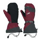 Outdoor Research Meteor Snowboard Mitts Retro Red/Charcoal