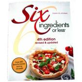 Paradise Cay Six Ingredients Or Less, 4th Edition