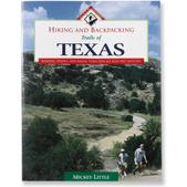 PARTNERS WEST Hiking and Backpacking Trails of Texas - 6th Edition