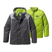 Patagonia Boys 3-in-1 Jacket - Closeout