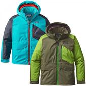 Patagonia Boys' Insulated Snowshot Jacket