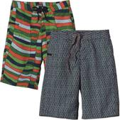 "Patagonia Boys' Wavefarer Shorts - 10"" - Clearance"