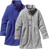 Patagonia Girls' Better Sweater Fleece Coat - Clearance
