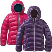 Patagonia Girls Hi-Loft Down Sweater Hoody