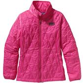 Patagonia Girls' Nano Puff Jacket - Clearance