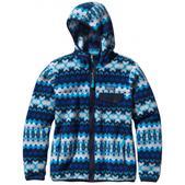 Patagonia Lightweight Snap-T Hooded Fleece