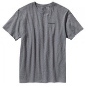 Patagonia Line Logo T-Shirt Mens