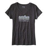 Patagonia Linear Fractures Womens T-Shirt
