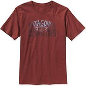 Patagonia Mens Beachtown Sign T-shirt - New