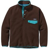 Patagonia Men?s Synchilla? Snap-T? Pullover - Sale