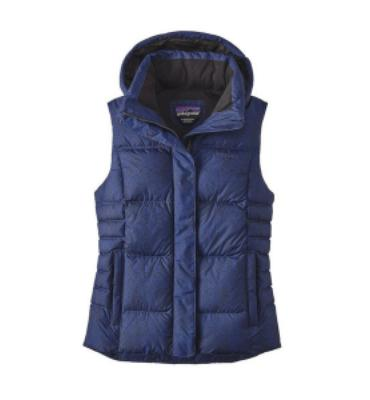 Patagonia Womens Down With It Vest