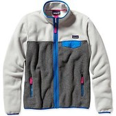 Patagonia Womens Full-Zip Snap-T Fleece Jacket - New
