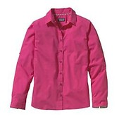 Patagonia Womens Long-Sleeve Indies Shirt