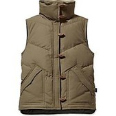 Patagonia Womens Toggle Down Vest - New