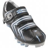 Pearl Izumi Elite MTB II Mountain Bike Shoe - Women's Size 40 Color Black/Silver