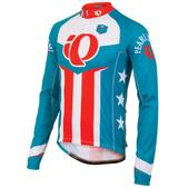 Pearl Izumi Elite Thermal LTD Long Sleeve Cycling Jersey - Men's Size XL Color Captain