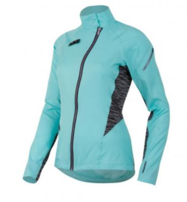 Pearl Izumi Flash Running Jacket - Women's Size M Color ArubaBlue
