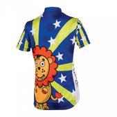 Pearl Izumi Jr LTD Cycling Jersey - Kid's Size XXL Color BlueCircus