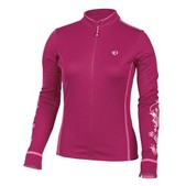 Pearl Izumi Women's Select Full Zip Long Sleeve Cycling Jersey