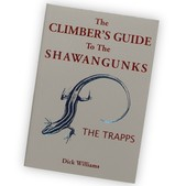 PEREGRINE OUTFITTERS Climber's Guide to The Shawangunks, The Trapps