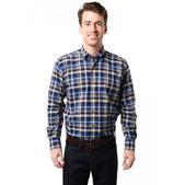 Peter Millar Men's Milano Oxford Cambridge Sport Shirt