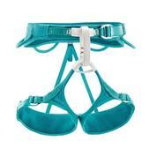 Petzl Luna Women's Climbing Harness (Large / Turquoise) Turqiose