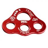 Petzl Paw Rigging Plate Assorted Sm