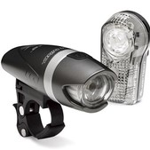 Planet Bike Blaze 1 Watt / Superflash Light Set