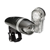 Planet Bike Blaze 1-Watt headlight and Blinky Taillight Combo