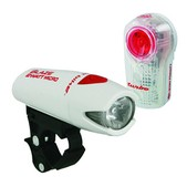 Planet Bike Blaze 2 Watt Micro / Superflash Light Set