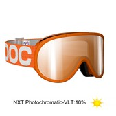 POC Retina NXT Polarized Photochromatic Goggles