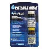Potable Aqua Plus Water Treatment Tablets