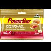 PowerBar 12-Pack Performance Energy Blasts Energy Chews Flavor Raspberry