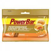 POWERBAR ENERGY GEL BLASTS ORANGE