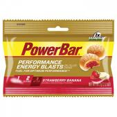 POWERBAR ENERGY GEL BLASTS STRAW/BANANA