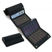 Powerfilm Usb + Aa Solar Battery Charger