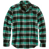 Prana Channing Flannel Mens Shirt