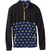 prAna Men's Arnu Quarter-Zip Sweater