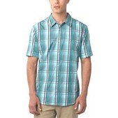 Prana Mens Duke Short Sleeve Woven