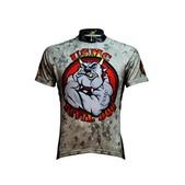 Primal Wear Men's Marines Devil Dog Cycling Jersey