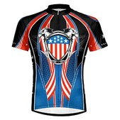 Primal Wear Patriot Cycling Jersey
