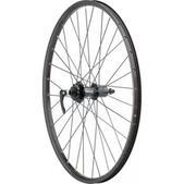 "Quality Wheels Value Series Disc Rear Wheel 26"" SRAM 406 6-bolt / Sun SR25 Black"
